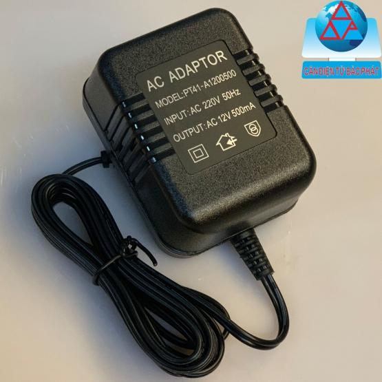ADAPTOR /12.0V-0.5A