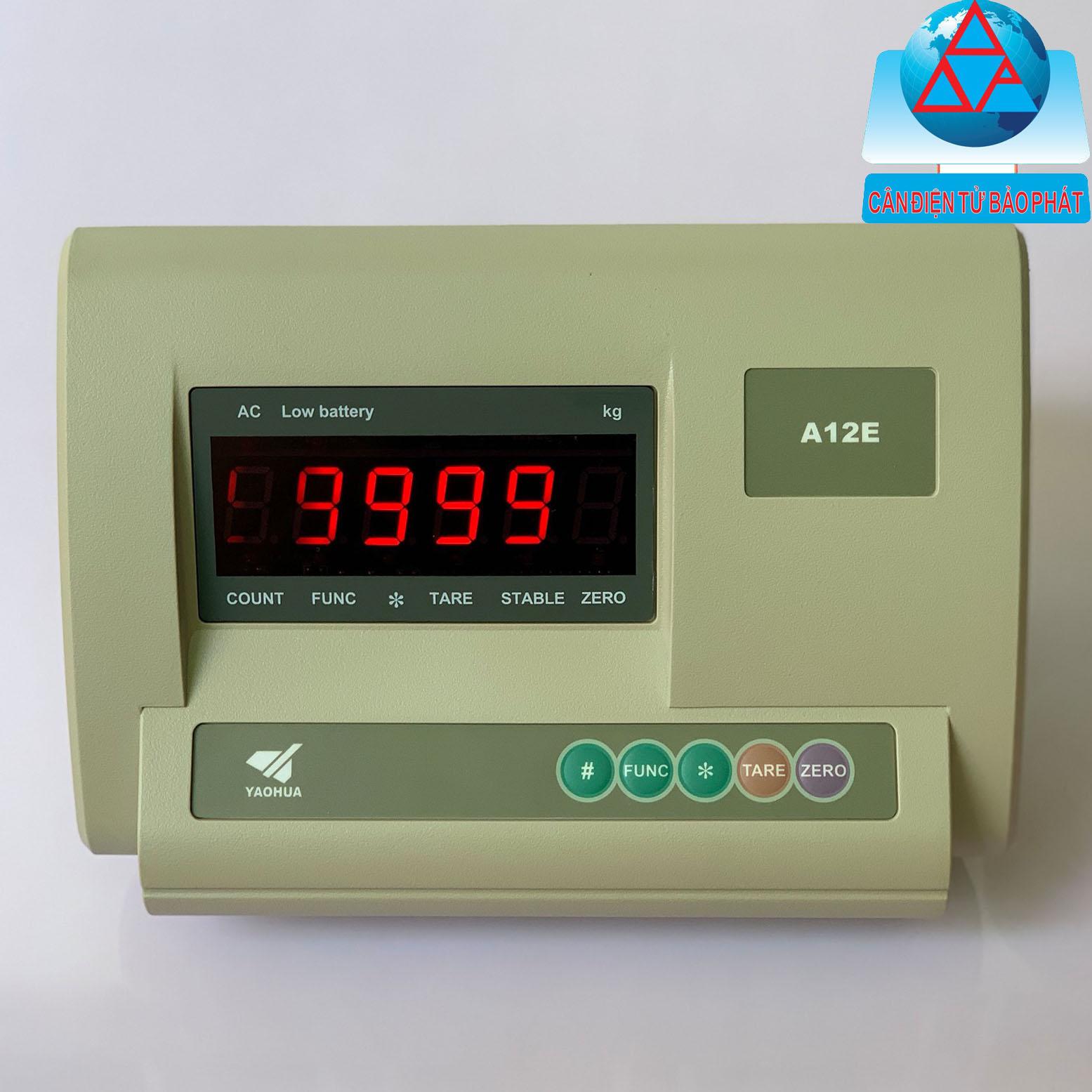 BÀN A12E /500KG (W)