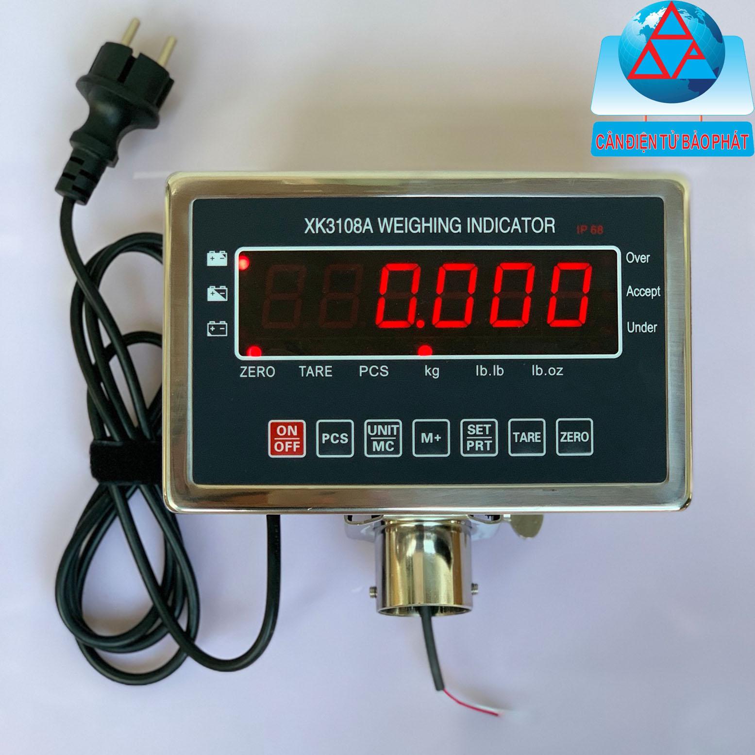 BÀN INOX-XK3108A /300KG